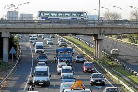 Neues Tempolimit auf der Ringautobahn in Palma