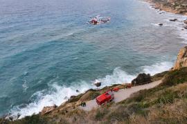 Zwei Jugendliche stürzen Steilklippe auf Mallorca hinunter