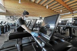 Rund 200 Fitnessstudios auf Mallorca beantragen finanzielle Soforthilfe