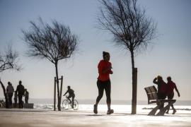 Neu-Ansteckungen auf Mallorca deutlich zurückgegangen
