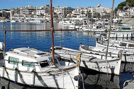 Im Hafen von Cala Rajada sind derzeit so gut wie keine Urlauber unterwegs.