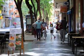 Diese sechs Viertel von Palma sind Corona-Hotspots