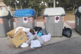 Unbefristeter Streik der Müllabfuhr im Innern von Mallorca droht