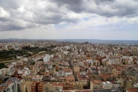 In diesen Vierteln von Palma gingen die Mieten besonders stark nach unten