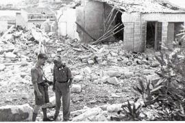Bürgerkrieg 1936: Schwere Schäden in Porto Cristo