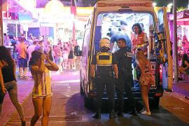 Franzose nach Sanitäter-Attacke in Magaluf verurteilt