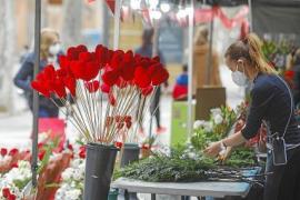 Boom bei geöffneten Hotels zum Valentinstag auf Mallorca