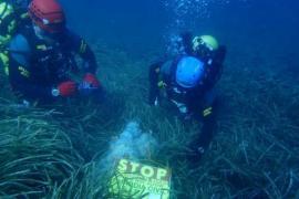 Polizeitaucher überwachen rund um Mallorca 50 versunkene Schiffe