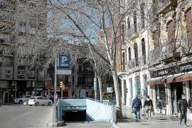 Palma rechnet mit 800.000 Euro Parkeinnahmen an Avenidas