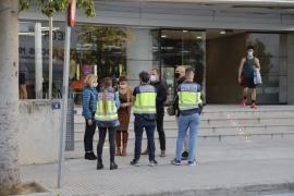 Wegen Corona-Regeln: Polizei kontrolliert Fitnessstudios auf Mallorca