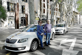 Taxiunternehmen auf Mallorca wollen sich zusammenschließen