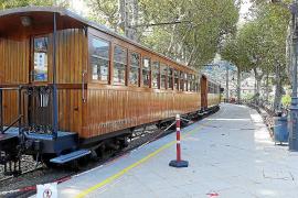 Sóller-Zug auf Mallorca soll erst im Juni fahren