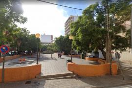 Orangen-Platz in S'Arenal auf Mallorca wird umgestaltet