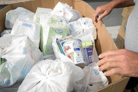 13,5 Prozent der Bewohner in Alcúdia benötigen Lebensmittelspenden