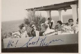 Errol Flynn auf Mallorca