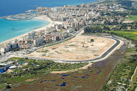 Neue Hürden für geplantes Einkaufszentrum auf Mallorca