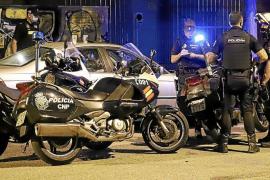 Zigarettendieb auf Plaça Weyler in Palma bewusstlos geschlagen