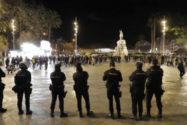 Bußgelder wegen Rapper-Protesten in Palma und Mahón