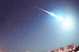 Extrem heller Feuerball am Himmel über Mallorca gesichtet