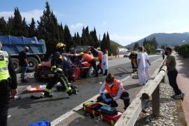 52-Jähriger stirbt bei Autounfall nahe Port d'Andratx