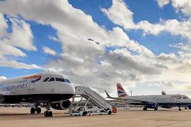 Airport von Mallorca verringert Abgaben der Fluglinien