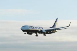 Ryanair mit neuer Route ab Mallorca im Juli