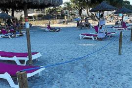 Strandsaison in Alcúdia wird am 1.Mai eingeläutet