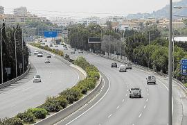 30 Prozent weniger Straßenverkehr auf Mallorca