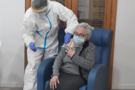 Erster Tag ohne Corona-Neuansteckungen in Seniorenheimen auf Mallorca