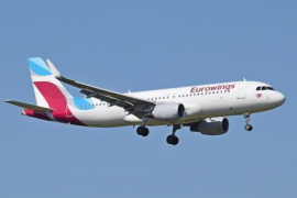 Eurowings bald mit Self-Check-in auf Mallorca