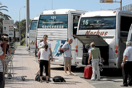 Busfahrer auf Mallorca erhalten drei Millionen Euro Corona-Hilfe