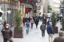Erstmals seit Anfang September weniger als 2000 aktive Coronafälle auf Balearen