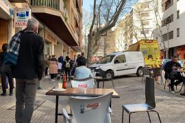 Frau bricht auf offener Straße in Palma zusammen und stirbt