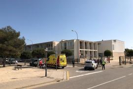 Schule in Santanyí wegen Brand evakuiert