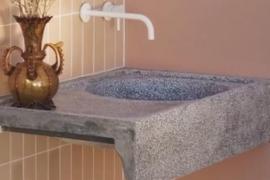 Die Geschichte eines alten Waschbeckens