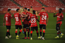 Real Mallorca gewinnt auch gegen Cartagena
