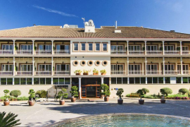 Das Lindner-Hotel in Portals Nous öffnet wieder