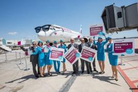 Mallorca-Flieger Eurowings setzt an Ostern mehr als doppelt so viele Jets ein