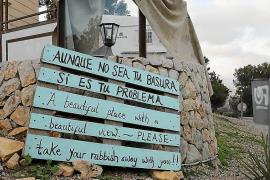 Autoverkehr zum Aussichtspunkt Na Burguesa auf Mallorca wird geregelt