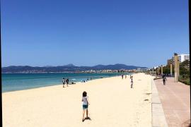 Mehrere Hotels an der Playa de Palma starten in zwei Wochen in die Saison
