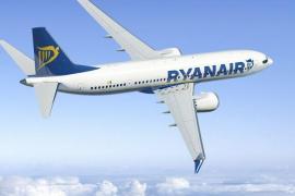 Ryanair bietet ab Sommer drei neue Routen ab Mallorca an