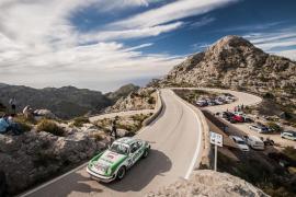 Deutsche gewinnen Oldtimer-Rallye auf Mallorca