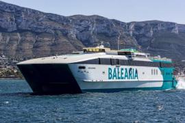 Baleària bald mit mehr Schnellfährenverbindungen ab Mallorca