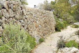 Kult-Wanderweg Camí del Castell bei Alaró soll ausgebessert werden