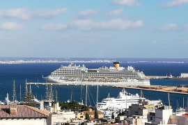 """Kreuzfahrtschiffe """"Costa Cruceros"""" wollen wieder nach Mallorca kommen"""