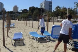 Strände in Calvià auf Mallorca öffnen ab 1. Mai