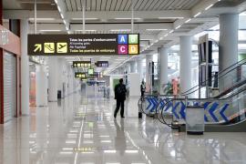 Neues Corona-Testzentrum im Flughafen von Mallorca eröffnet