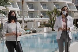 Spaniens Tourismusministerin verspricht Gesundheitspass für Juni