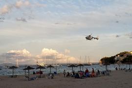 Drohnen und Helikopter werden über Ostern auf Mallorca eingesetzt