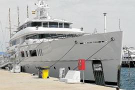 """Superyacht """"Nautilus"""" macht erstmals Station in Palma"""